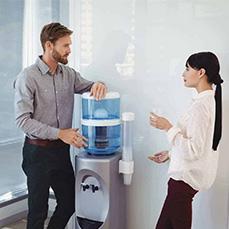 Application for the Water Dispenser Solenoid Valve