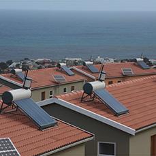 Application for the Solar Energy Solenoid Valve